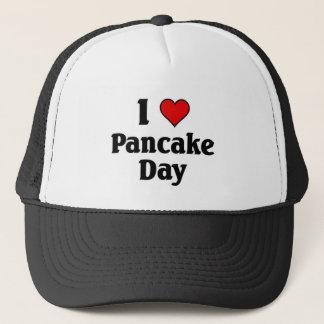 I love pancake day trucker hat