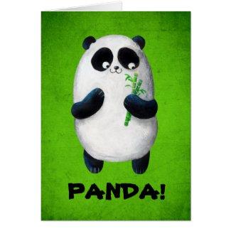 I love Panda Cards
