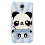 I Love Panda HTC Vivid Cases
