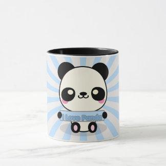 I Love Panda Mug