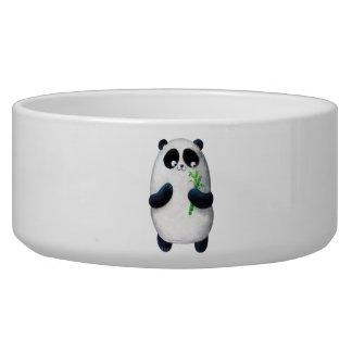 I love Panda Pet Food Bowl