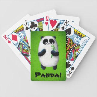 I love Panda Card Decks