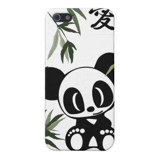 I Love Pandas Cases For iPhone 5
