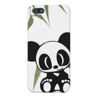 I Love Pandas iPhone SE/5/5s Cover