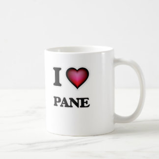 I Love Pane Coffee Mug