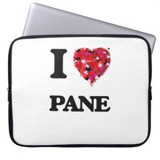 I Love Pane Computer Sleeves