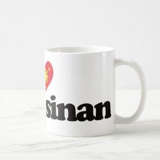 I Love Pangasinan Coffee Mug