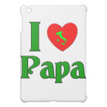 I Love Papa. Case For The iPad Mini