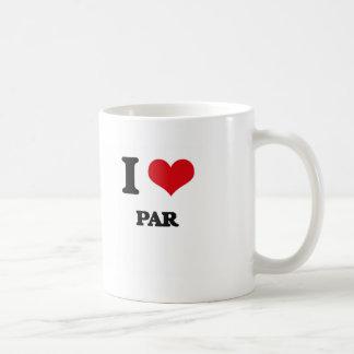 I Love Par Mug