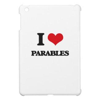 I Love Parables Case For The iPad Mini