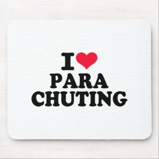 I love Parachuting Mouse Pad
