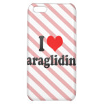 I love Paragliding Case For iPhone 5C