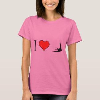 I Love Paragliding T-Shirt