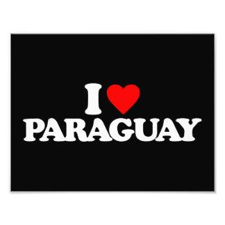 I LOVE PARAGUAY PHOTO
