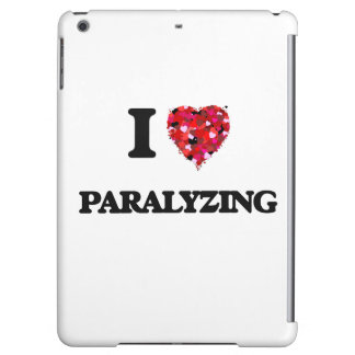 I Love Paralyzing iPad Air Cases