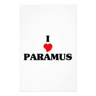I love Paramus Stationery