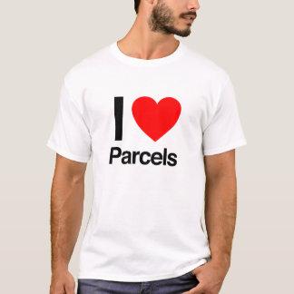 I love parcels T-Shirt
