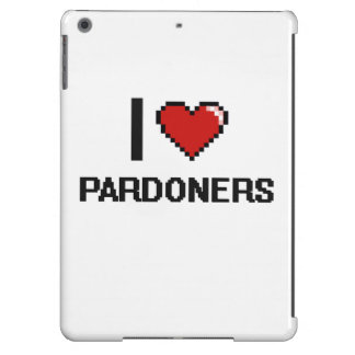 I love Pardoners Cover For iPad Air
