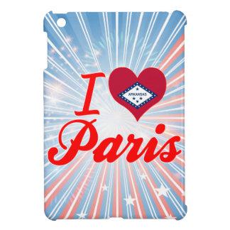 I Love Paris, Arkansas iPad Mini Case
