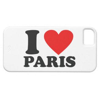 I love Paris iPhone 5 Case