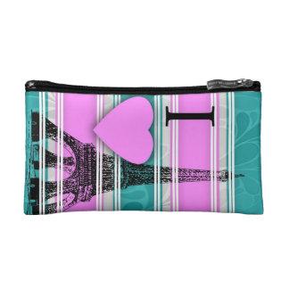 I love Paris! Cosmetic Bag