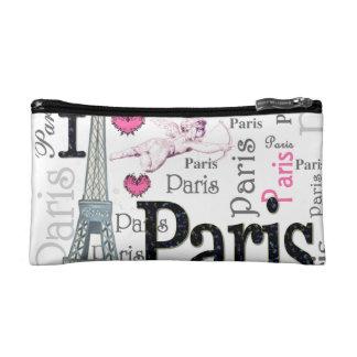 I love Paris Cosmetic Bag