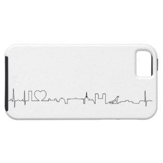 I love Paris (ecg style) souvenir iPhone 5 Cases