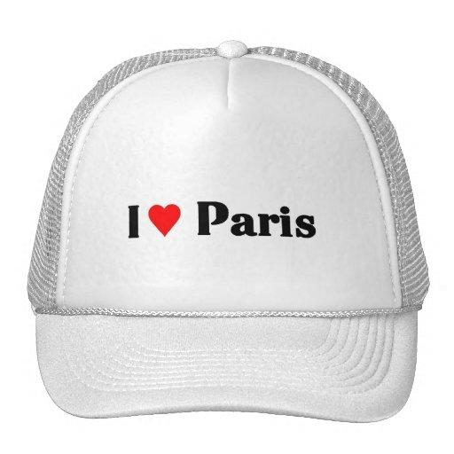 I love Paris Hat
