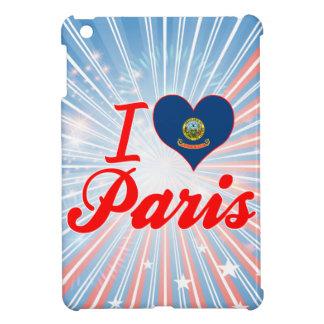 I Love Paris, Idaho iPad Mini Cases
