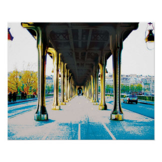 I love Paris in the Spring Time! Poster