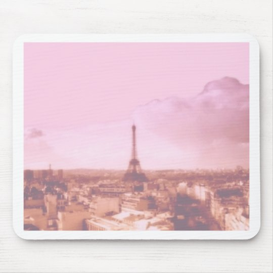 I Love Paris In The Springtime Mouse Pad