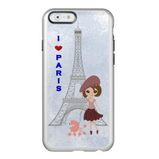I love Paris Incipio Feather® Shine iPhone 6 Case