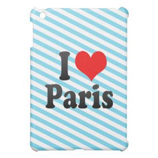 I love Paris iPad Mini Cases
