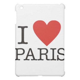 I love Paris Cover For The iPad Mini