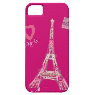 I Love Paris iPhone SE/5/5s Case