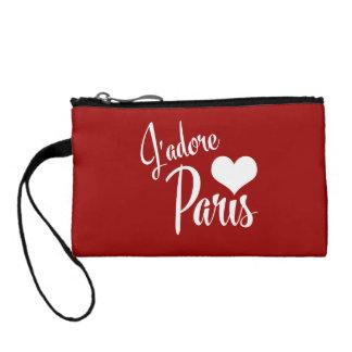 I Love Paris - J'adore Paris! Coin Purse