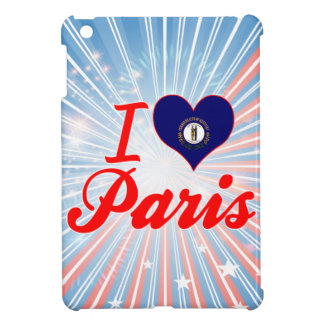 I Love Paris, Kentucky iPad Mini Case