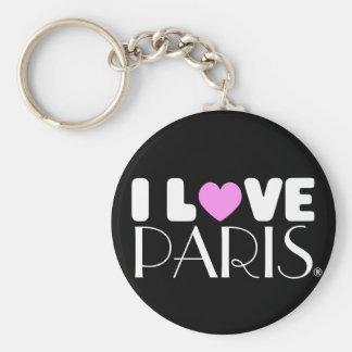 I love Paris   Keychain