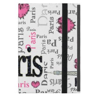 I love Paris Mini Pad Case