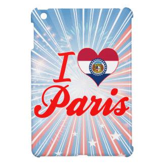 I Love Paris, Missouri iPad Mini Cover