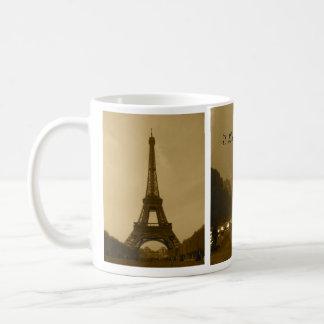 I Love Paris Mug