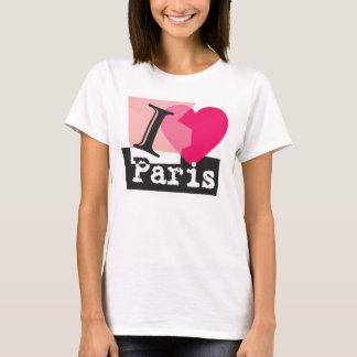 I LOVE PARIS PLAYERA