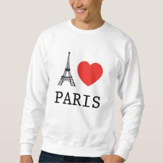 "I ""LOVE"" PARIS SWEATSHIRT"