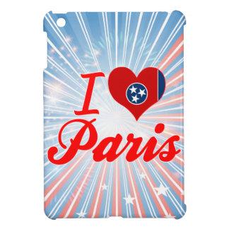 I Love Paris, Tennessee iPad Mini Case