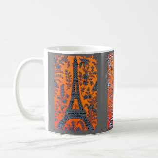 I Love Paris Vintage Paris Mug