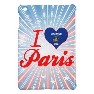 I Love Paris, Wisconsin Cover For The iPad Mini