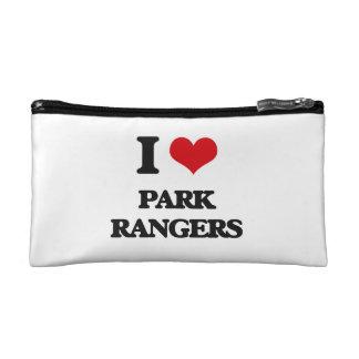I love Park Rangers Makeup Bags