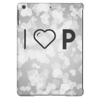 I Love Parking Fees iPad Air Case
