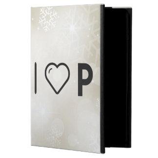 I Love Parking Fees iPad Air Cover