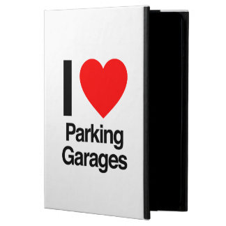 i love parking garages case for iPad air